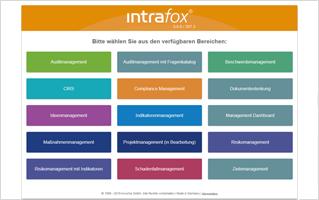 Neue Intrafox Version 4.7