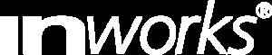 Logo Inworks weiß