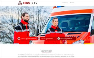CIRS BOS ist gestartet!