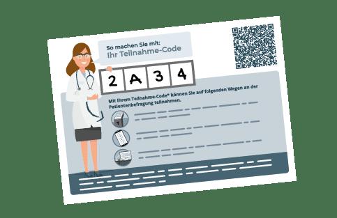 Patientenbefragung - Patient Experience Card